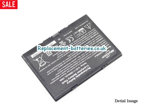 image 3 for  43Wh Genuine Motion BATZSX00L4 Battery Pack In United Kingdom And Ireland laptop battery