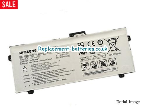 image 1 for  Genuine Samsung AA-PBUN4NP Battery 57Wh 15.2V In United Kingdom And Ireland laptop battery