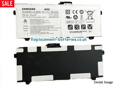 image 4 for  Genuine Samsung AA-PBUN4NP Battery 57Wh 15.2V In United Kingdom And Ireland laptop battery