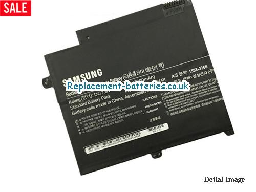 image 2 for  Genuine Samsung AA-PLVN4AR Battery BA43-00364A 55Wh In United Kingdom And Ireland laptop battery