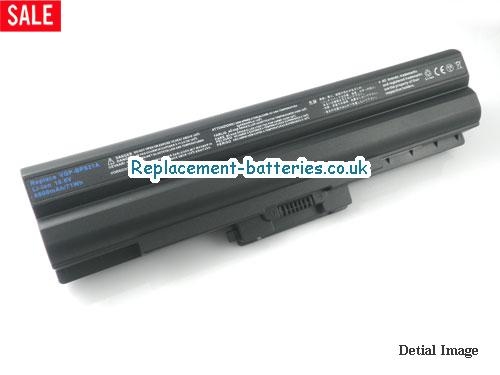 image 2 for  VAIO VGN-FW51JF/H laptop battery