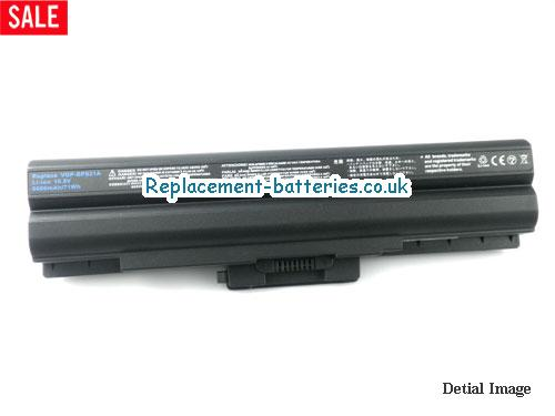 image 5 for  VAIO VGN-FW51JF/H laptop battery