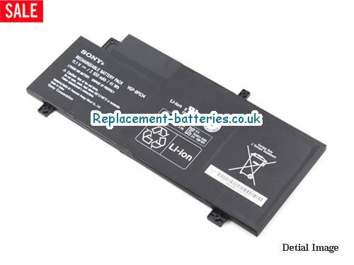 image 2 for  VAIO SVF15AA1QM laptop battery