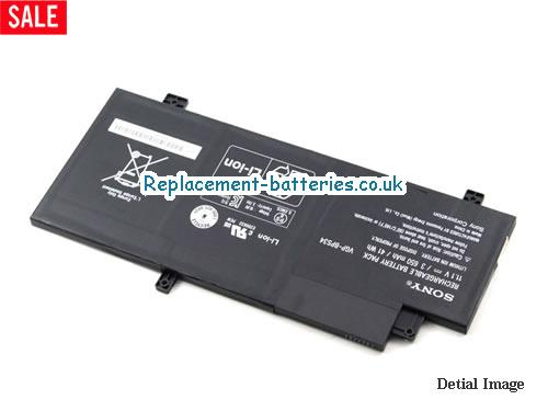 image 3 for  VAIO SVF15AA1QM laptop battery