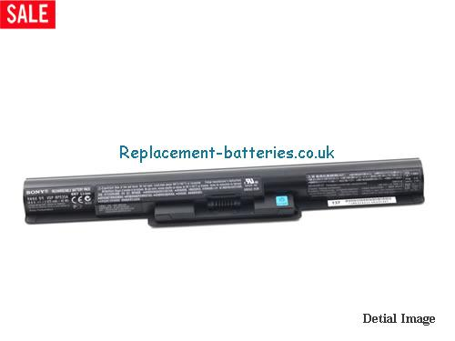 image 5 for  SVF152C29M laptop battery