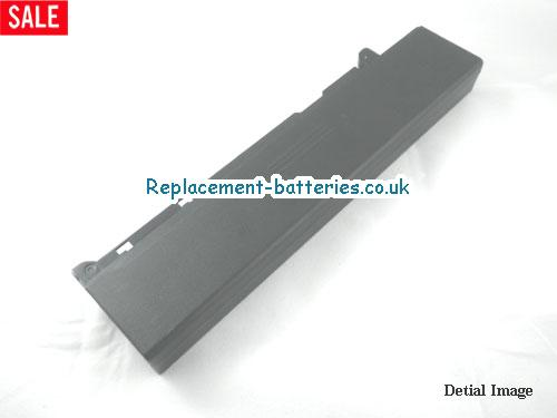image 3 for  Toshiba PA3356U-3BRS, PABAS071, Satellite A50, A55, U200, U205, Portege M300, S100, Tecra A2 M2 M3 M5 M6 S3 Series Laptop Battery In United Kingdom And Ireland laptop battery