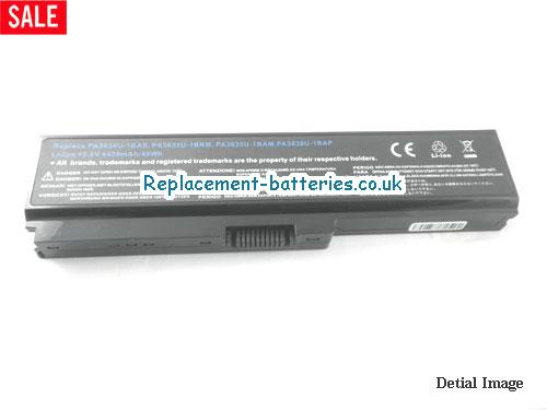 image 5 for  PA3817U-1BRS laptop battery