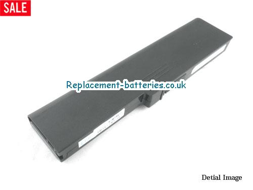 image 3 for  Toshiba PA3817U-1BRS PABAS228 Satellite L600 L645 A660 L700 L745 L775 Series Battery In United Kingdom And Ireland laptop battery
