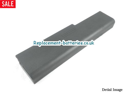 image 4 for  Toshiba PA3817U-1BRS PABAS228 Satellite L600 L645 A660 L700 L745 L775 Series Battery In United Kingdom And Ireland laptop battery