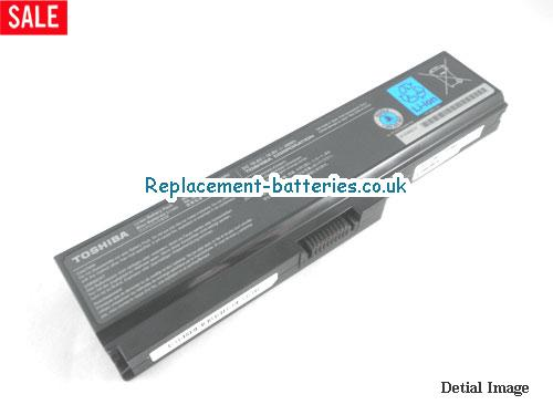 image 5 for  Toshiba PA3817U-1BRS PABAS228 Satellite L600 L645 A660 L700 L745 L775 Series Battery In United Kingdom And Ireland laptop battery