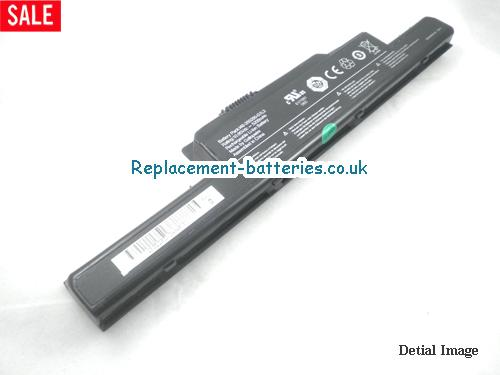 image 3 for  UK 5200mAh Long Life Laptop Battery For Advent Roma 1000, I40-4S2200-C1L3,  laptop battery