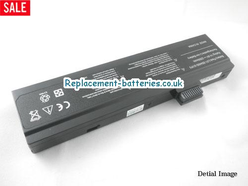 image 4 for  AMILO PI 2530 laptop battery