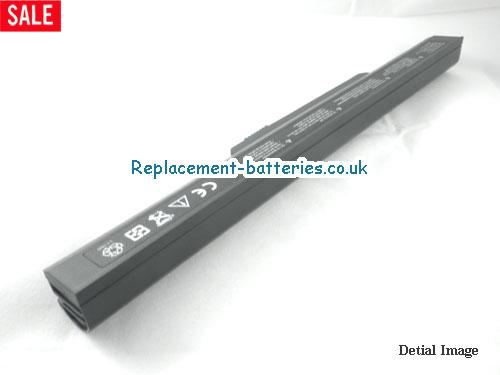 image 2 for  UK 2200mAh Long Life Laptop Battery For Advent 9912, 4401,  laptop battery