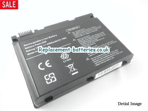 image 1 for  5301 laptop battery