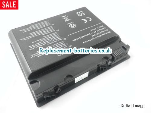 image 2 for  5301 laptop battery