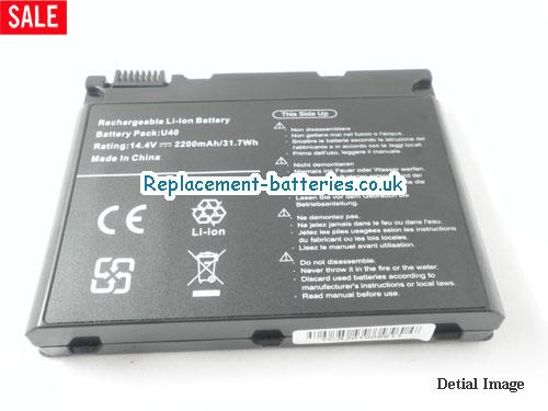 image 5 for  5301 laptop battery
