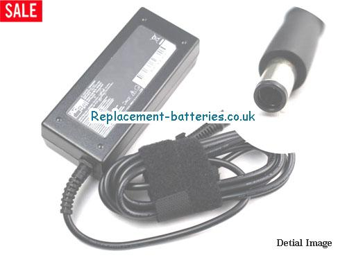 Genuine HP NX6315 Laptop AC Adapter 19.5V 3.33A 65W
