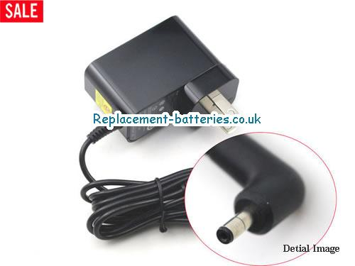 Acer Laptop AC Adapter 12V 1.5A