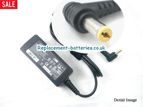 Genuine ACER AP03003001832F Laptop AC Adapter 19V 2.15A 42W