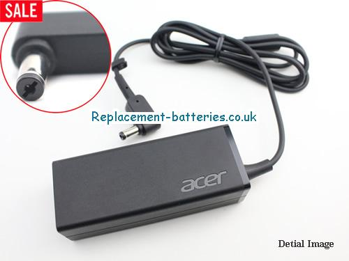 Acer Laptop AC Adapter 19V 2.37A