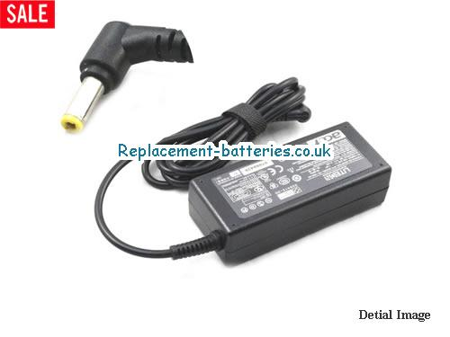 Genuine ACER 312-0367 Laptop AC Adapter 19V 3.16A 60W