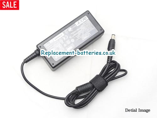 Genuine ACER AL1913 Laptop AC Adapter 19V 3.16A 60W