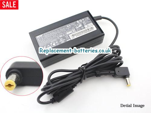 Genuine ACER S3-391-73534G12ADD Laptop AC Adapter 19V 3.42A 65W