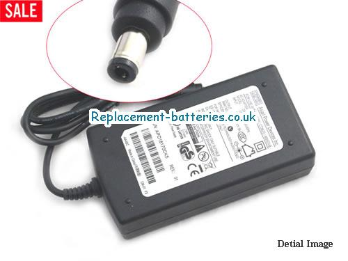 Genuine APD CT8620 Laptop AC Adapter 12V 5A 60W