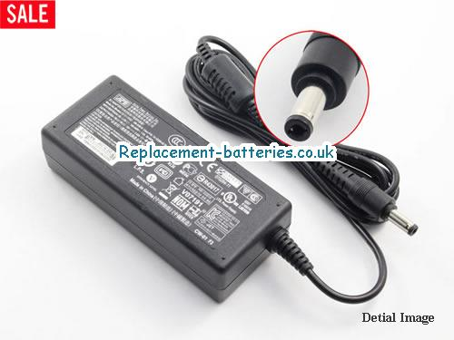 Genuine APD ADP-65JH BB Laptop AC Adapter 19V 3.42A 65W