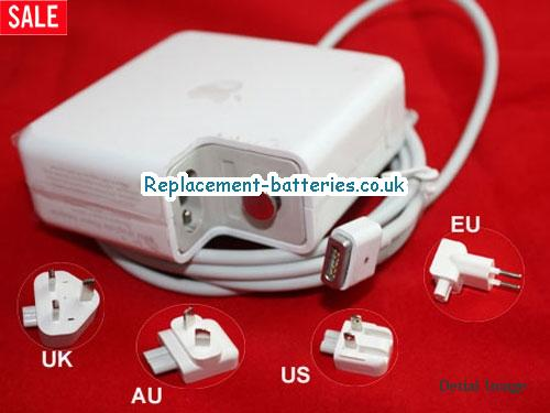 Genuine APPLE A1343 Laptop AC Adapter 18.5V 4.6A 85W