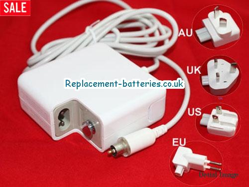 Genuine APPLE A1133 Laptop AC Adapter 24.5V 2.65A 65W