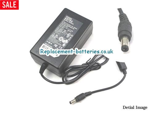 Genuine ASTEC DPS243 Laptop AC Adapter 24V 3A 72W