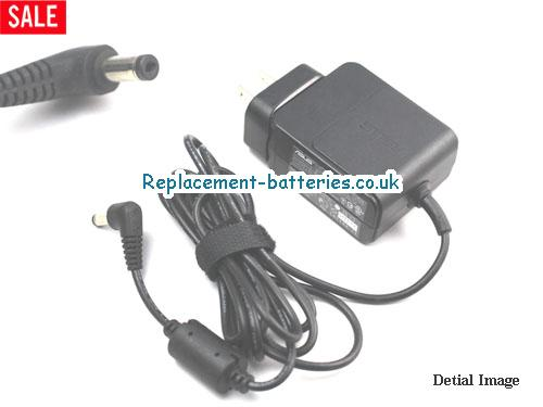 Genuine ASUS AD820M2 Laptop AC Adapter 12V 2A 24W