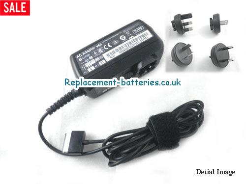 Genuine ASUS EEEPAD SL101 Laptop AC Adapter 15V 1.2A 18W