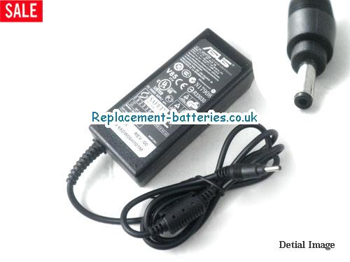 Genuine ASUS EEE SLATE B121-1A010F Laptop AC Adapter 19.5V 3.08A 60W