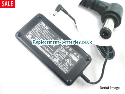 Genuine ASUS G53SW Laptop AC Adapter 19.5V 7.7A 150W