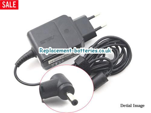 Genuine ASUS R101D Laptop AC Adapter 19V 1.58A 30W