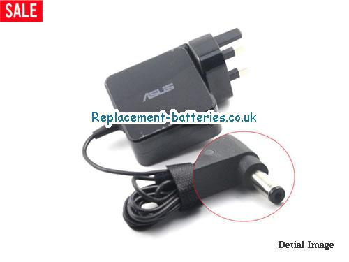 Genuine ASUS X201E Laptop AC Adapter 19V 1.75A 33W