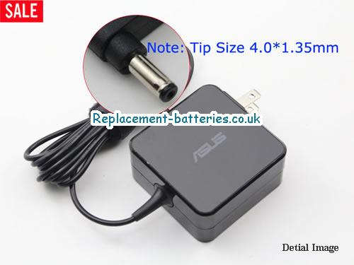 Genuine ASUS X202E-CT3217 Laptop AC Adapter 19V 1.75A 33W