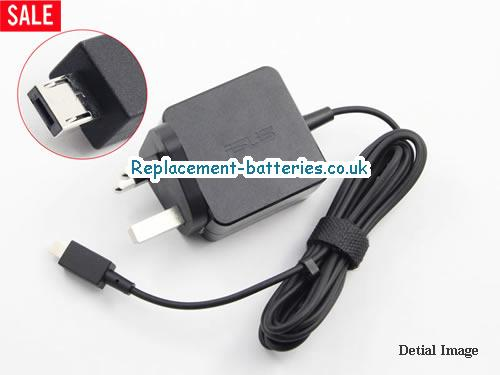 Genuine ASUS EEEBOOK X205TA-UH01 Laptop AC Adapter 19V 1.75A 33W