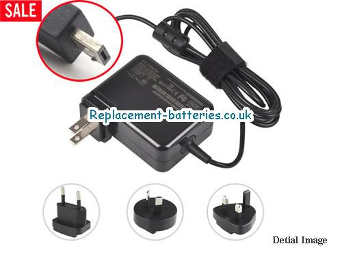 Genuine ASUS 01A001-0342100 Laptop AC Adapter 19V 1.75A 33W