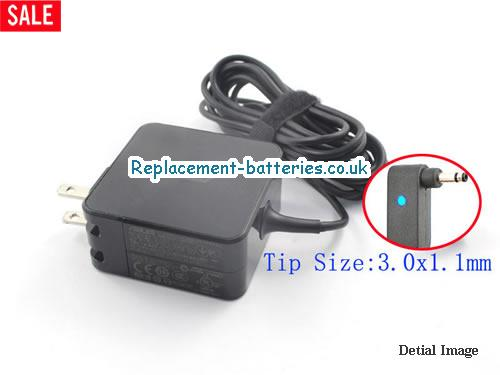 Genuine ASUS UX42 Laptop AC Adapter 19V 2.37A 45W