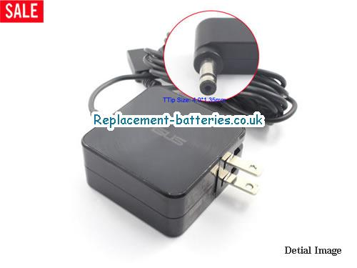 Genuine ASUS UX305 Laptop AC Adapter 19V 2.37A 45W