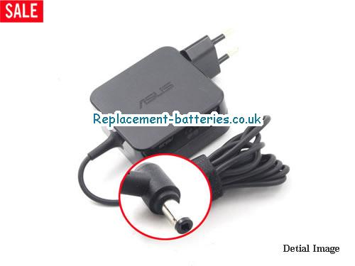 Asus Laptop AC Adapter 19V 2.37A