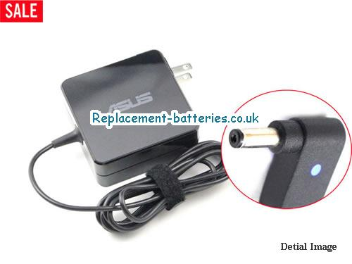 Genuine ASUS F201E-KX068H Laptop AC Adapter 19V 3.42A 65W
