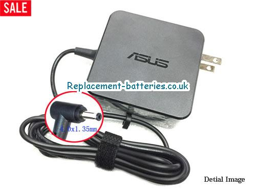 Genuine ASUS X555UB Laptop AC Adapter 19V 3.42A 65W