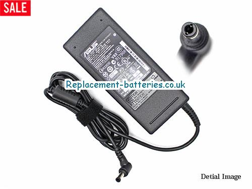 Genuine ASUS K53J-SX216 Laptop AC Adapter 19V 4.74A 90W
