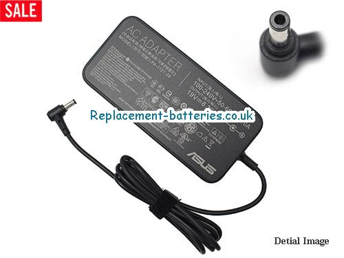 Genuine ASUS N56VZ-QH71-CB Laptop AC Adapter 19V 6.32A 120W