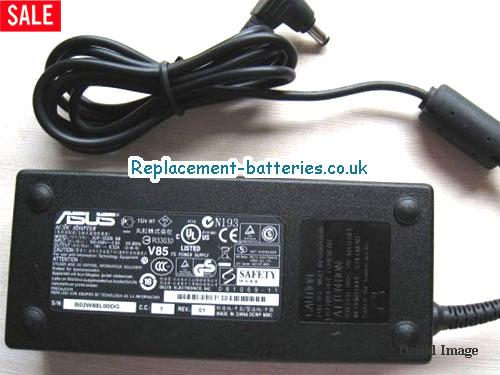Genuine ASUS G50 Laptop AC Adapter 19V 6.3A 120W