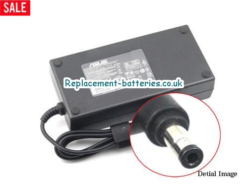 Genuine ASUS G75VX-T4014H Laptop AC Adapter 19V 9.5A 180W